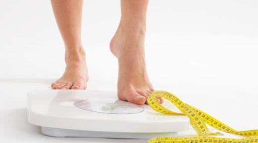 تخفيف الوزن بدون رجيم