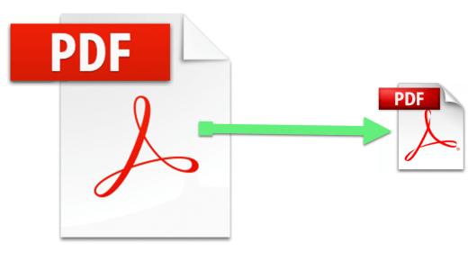 تصغير حجم ملف pdf بأكثر من طريقة سريعة