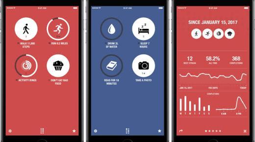 3 تطبيقات هواتف مخصصة للصحة