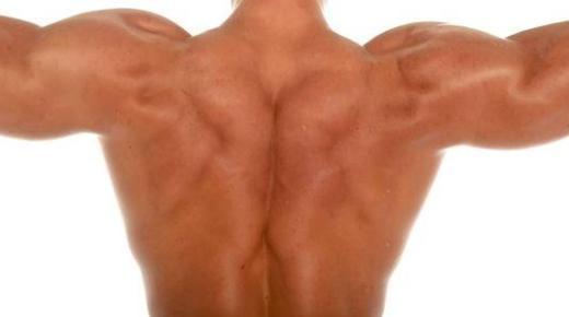 تمارين تقوية عضلات الظهر