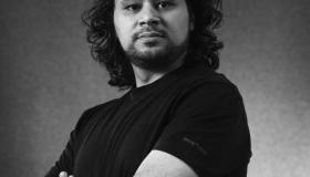 الشاعر المصري الفلسطيني تميم البرغوثي