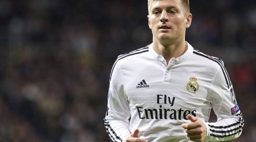 من هو تونى كروس لاعب ريال مدريد الإسباني ومنتخب ألمانيا لكرة القدم؟