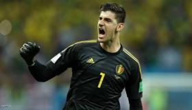 من هو تيبو كورتوا حارس مرمي ريال مدريد الإسباني ومنتخب بلجيكا؟
