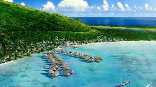 ماذا تعرف عن جزر تاهيتي ؟