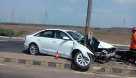 تفسير حلم رؤية حادث السيارة في المنام