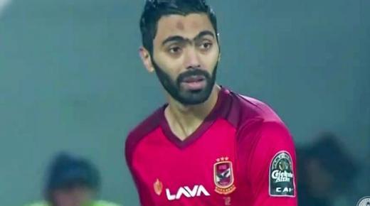 من هو حسين الشحات لاعب النادي الأهلي ومنتخب مصر لكرة القدم؟