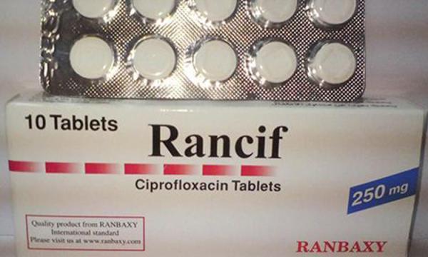 أقراص رانسيف Rancif Tablets مضاد حيوى واسع المجال