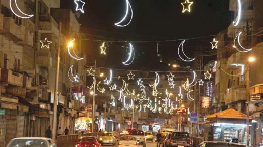 رمضان فى الأردن