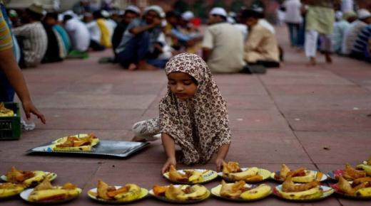 رمضان فى الهند