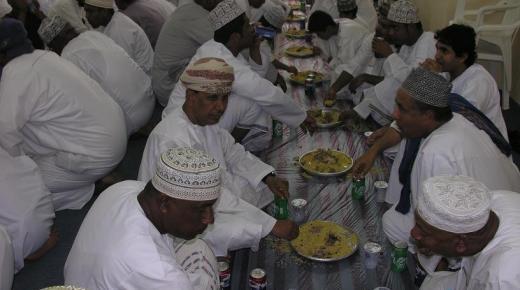 رمضان فى عمان
