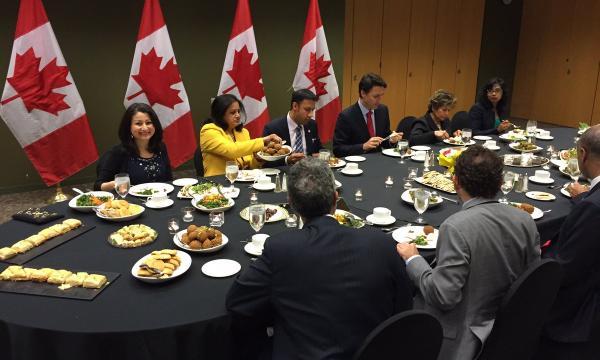رمضان فى كندا
