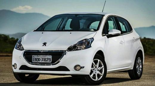 مواصفات وأسعار سيارة بيجو 208 موديل 2019