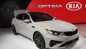 مواصفات وأسعار سيارة كيا اوبتيما 2019