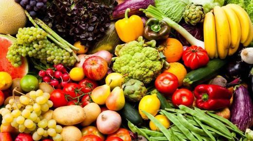 تجارة الفواكه والخضروات بالجملة