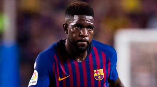 من هو صامويل أومتيتى لاعب برشلونة الإسباني ومنتخب فرنسا لكرة القدم؟