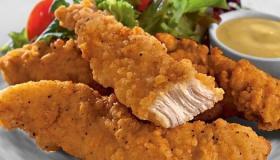 طبخ صدور الدجاج بالمقلاة في رمضان