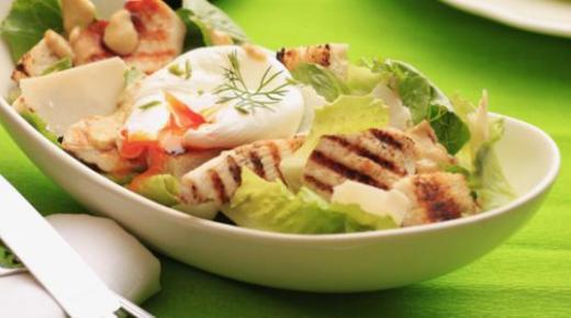 طريقة إعداد أكلات صحية