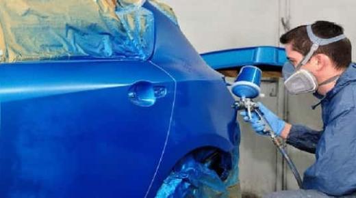 دراسة جدوى مشروع فرن دهان سيارات