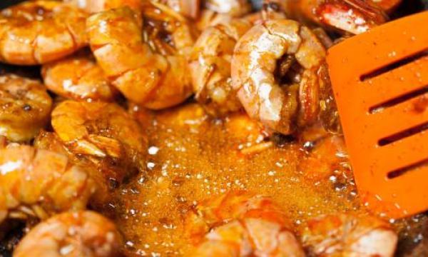 طريقة طبخ الجمبري بأكثر من طريقة