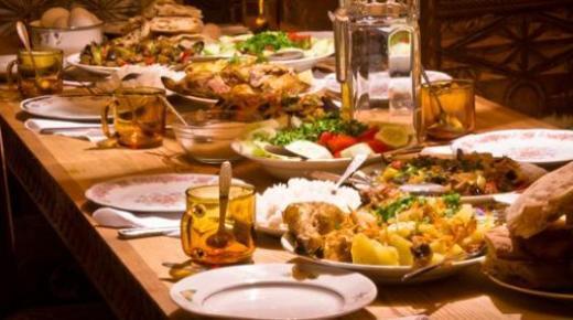 طريقة عمل إفطار رمضان بسرعة