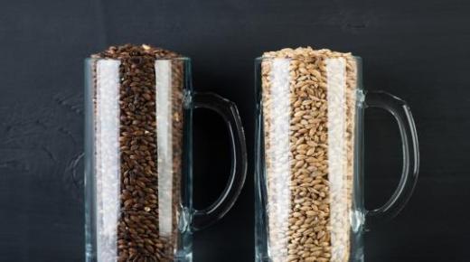 طريقة عمل شراب الشعير السادة أو بالنكهات المختلفة حسب الرغبة