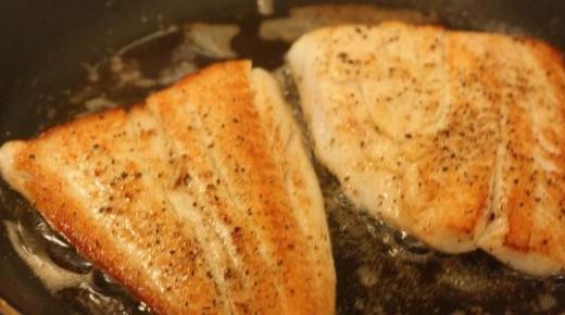 كيفية طهى سمك الفيليه بأكثر من طريقة