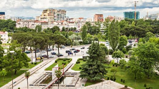 ما هي عاصمة ألبانيا ؟