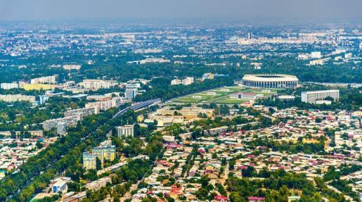 ما هي عاصمة أوزبكستان ؟