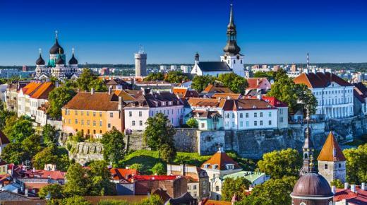 ما هي عاصمة إستونيا ؟