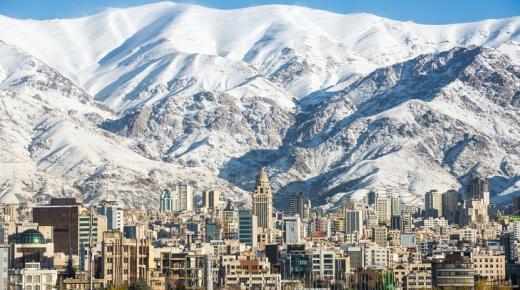 ما هي عاصمة إيران ؟