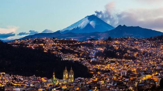 ما هي عاصمة الإكوادور ؟