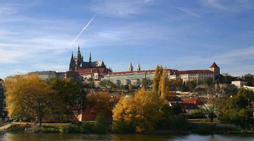 ما هي عاصمة التشيك ؟
