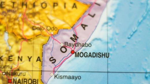 ما هي عاصمة الصومال ؟