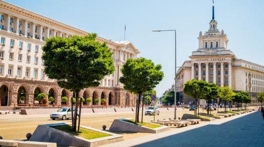 ما هي عاصمة بلغاريا ؟