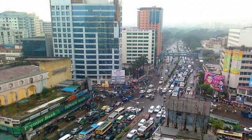 ما هي عاصمة بنغلاديش؟