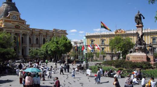 ما هي عاصمة بوليفيا ؟