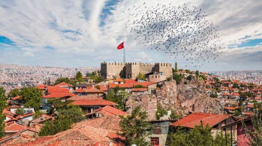 ما هي عاصمة تركيا ؟