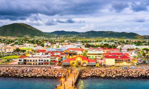 ما هي عاصمة سانت كيتس ونيفيس ؟