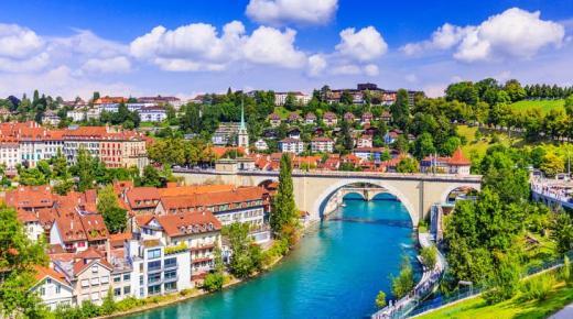 ما هي عاصمة سويسرا ؟