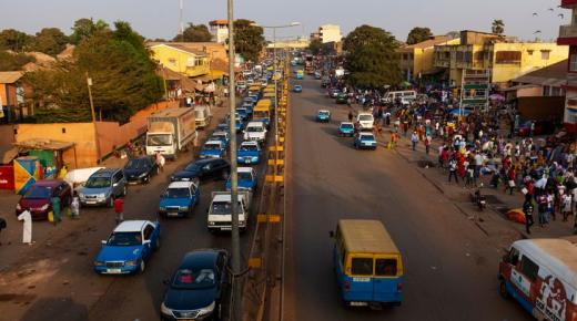ما هي عاصمة غينيا بيساو ؟