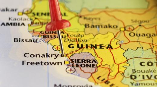 ما هي عاصمة غينيا ؟