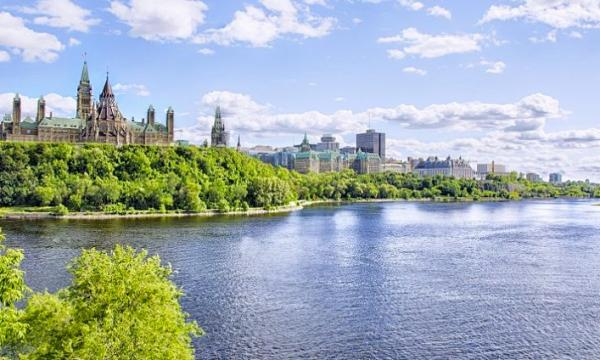 ما هي عاصمة كندا ؟