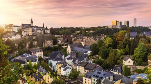 ما هي عاصمة لوكسمبورغ ؟