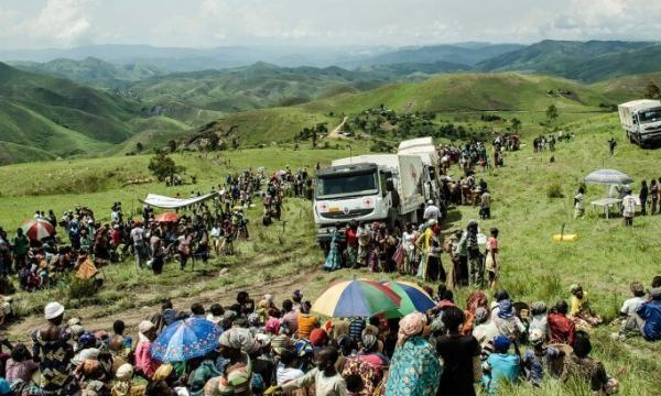 عدد سكان الكونغو الديمقراطية لعام 2020 والترتيب عالمياً من حيث تعداد السكان