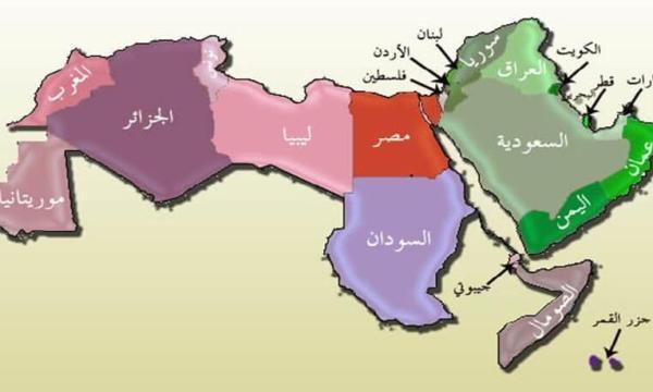 عدد سكان الوطن العربي لعام 2020 | ترتيب الدول العربية من حيث تعداد السكان
