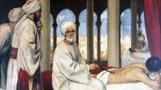 أشهر علماء الطب في التاريخ