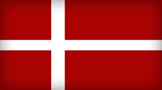 ما معنى ألوان علم الدنمارك؟
