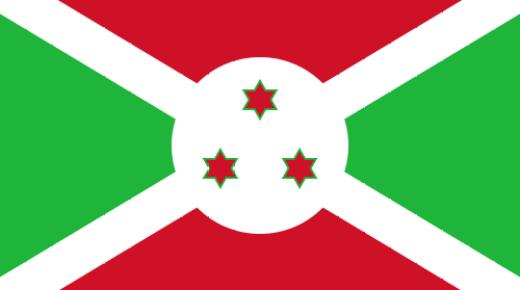 ما معنى ألوان علم بوروندي؟