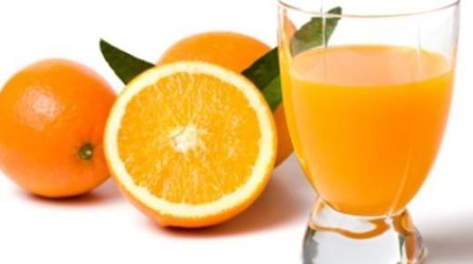 عمل عصير البرتقال في المنزل وأهميته وفوائده للجسم