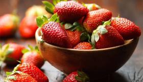 فوائد الفراولة لصحة الجسم